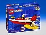 LEGO City Center 6429 - Responsable de Llamas