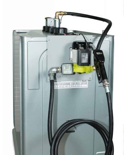 Hoftankstelle - SYSTEM - Horn - 1000 Liter - Dieseltankanlage Dieseltank Tankanlage Zählwerk Digitales Zählwerk