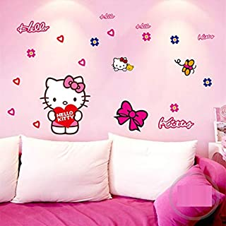 Best hello kitty vinyl wall stickers Reviews