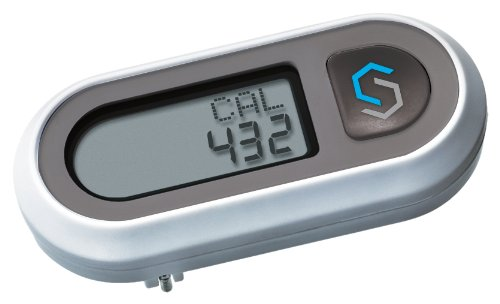SYNC Calorie Activity Tracker Captures Your Daily Calories Burned, Steps Taken, Distance Traveled and Activity Time