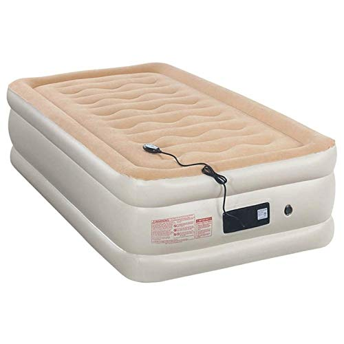 Adesign Comfort Airbed, Inflatable Air Mattress Inflatable Bed for Tents, Caravans or for Guests at Home, Comfortable and Leak Free Camping Mattress