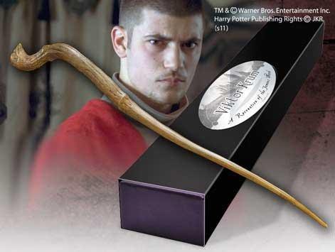HARRY POTTER - replica wand Viktor Krum (character edition) (accesorio de disfraz)