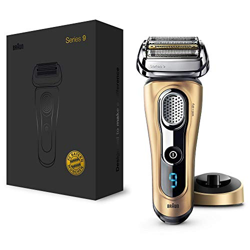 Braun Series 9 9299ps Electric Shaver Wet/Dry Gold Edition
