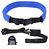 Wisdompro Swim Training Belts, Swim Bungee Cords...