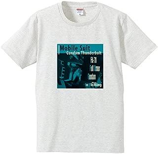【映画グッズ】機動戦士ガンダム サンダーボルト DECEMBER SKY FA-78柄 Tシャツ(Lサイズ)