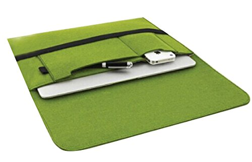 Filz Schutzhülle Laptoptasche Laptophülle Tasche Filztasche Notebooktasche Laptop Sleeve für 11.6-15.6 Zoll MacBook air 13