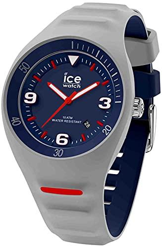 Ice Pierre leclercq Reloj para Hombre Analógico de Cuarzo con Brazalete de Silicona IC018943
