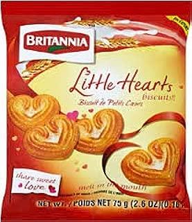 Best britannia little heart biscuits Reviews