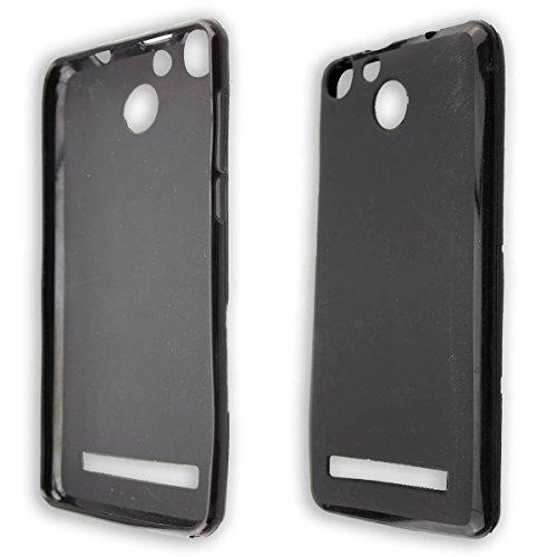 caseroxx TPU-Hülle für Archos 55b Cobalt / 55b Cobalt Lite, Handy Hülle Tasche (TPU-Hülle in schwarz)