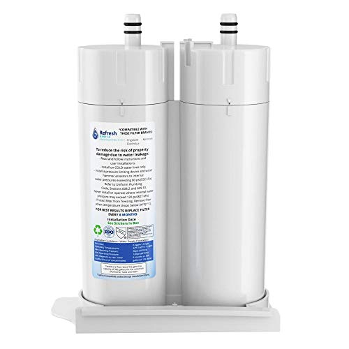 Refresh Replacement Refrigerator Water Filter for Frigidaire WF2CB, NGFC 2000, 1004-42-FA, 469911, 9916, 469916, FC 100 and EWF2CBPA (1 Pack)
