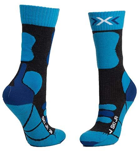 X-Socks Calcetines de esquí unisex para niños...