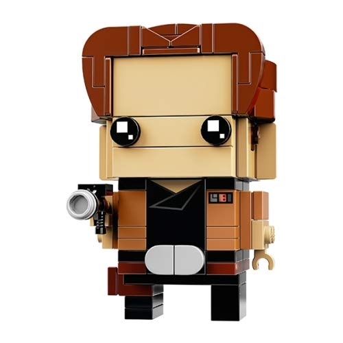 Lego 41608 - BrickHeadz - Movie - Star Wars - Han Solo - Brixplanet