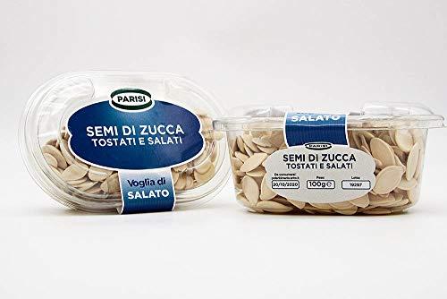 Parisi Semi Di Zucca Tostati E Salati - 100 Gr