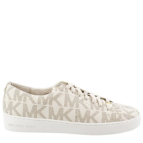Michael Kors Sneakers Keaton lace up Damen - PVC (243R5KTFP1BVANILLA) 39 EU