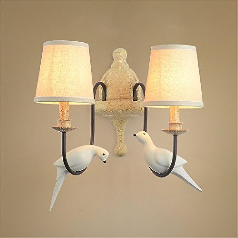 StiefelU LED Wandleuchte nach oben und unten Wandleuchten Yue Dorf vogel Schlafzimmer Nachttischlampe über Wand von Wohnzimmer und 400  350 mm