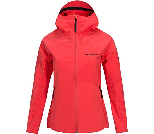Peak Performance Damen Snowboard Jacke Adventure Hood Jacket