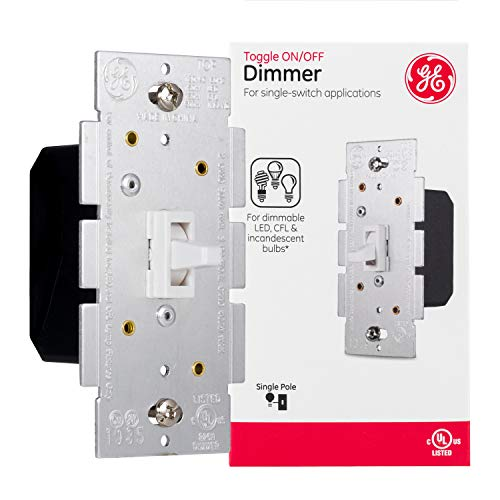 GE Light Switch Dimmer