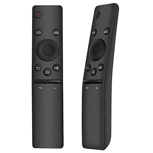 Gvirtue BN59-01259E BN59-01259B BN59-01259D BN59-01241A BN59-01260A Universal reemplazo compatible con control remoto para Samsung 4K UHD TV Series 6 Series 7 Series KU6400 ,...