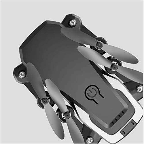 LIUCHANG DroneWith1080P HD-Kamera Live-Video 120DEG; Weitwinkel WiFi RC Nano-Quadkopter W/Halten, Headless-Modus, 3D-Flips, eine Schlüsselrückgabe und -geschwindigkeitsanpassung schwarz 4k liuchang20