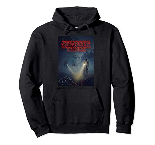 Stranger Things Will Is Missing Poster Sweat à Capuche