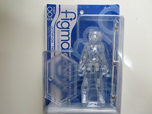 Preisvergleich Produktbild Figma: archetype:he (Blank Male) Action Figure