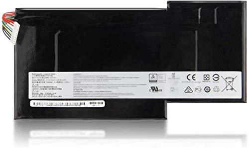 SERNN BTY-M6J Replacement Laptop Battery Compatible with MSI GS63 GS63VR GS73 GS73VR (6RF016CN) 6RF 7RG 7RF Stealth Pro 6RF-001US BP-16K1-31 BTY-U6J Series [11.4V 64.98Wh]