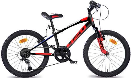 bicicletta bambini misura 20 BICI BICICLETTA A SFERA MTB FRONT MISURA 20 DINO BIKES BAMBINO BIMBO ART. 420 US CAMBIO SHIMANO 6V MADE IN ITALY