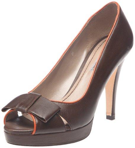 Tosca Blu Shoes Damen Iris 2 Pumps, Multicolore (60I T Moro/Arancione), 36 EU