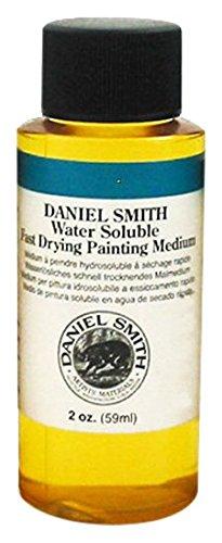 DANIEL SMITH Watersoluble Oil Medium Fast Drying Painting Medium, 284391003