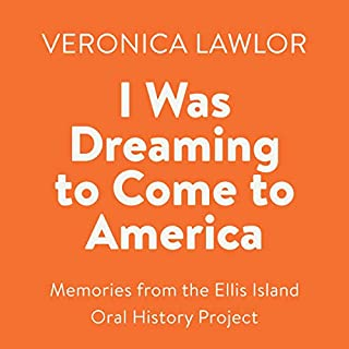I Was Dreaming to Come to America cover art