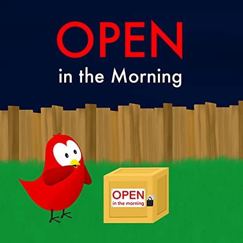Open in the Morning (Sammy Bird) (English Edition)