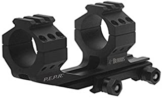 Burris Optics 410342, 410343, 410344 P.E.P.R. Riflescope Mount, Ideal Mounting Solution, Featuring Picatinny Ring Tops
