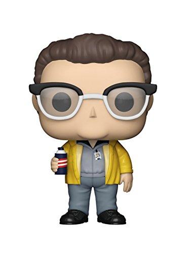 Funko- Pop Vinile Jurassic Park Dennis Nedry Personaggio, 9 cm, 26737