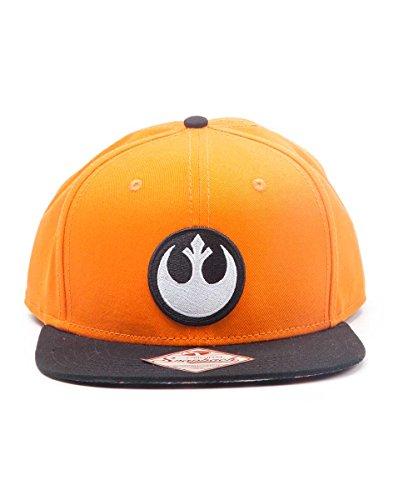 Star Wars Resistance Logo Snapback, Bonnet