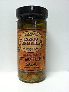 Enrico Formella Hot Muffuletta Salad 8oz.
