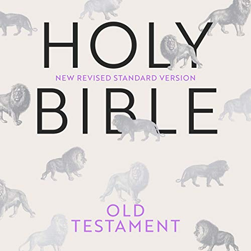 『Holy Bible - The Old Testament』のカバーアート