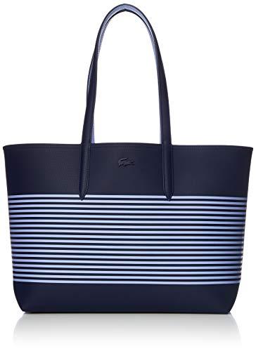 Lacoste Bolso Shopping Reversible Azul U Azul