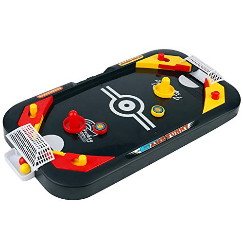 Mini-Hockeytafelspellen voor Kinderen Voetbal en Ijs Desktop Interactief Speelgoed Antistress Grappige Gadgets Feest Casual Multiplayer-Spellen Cadeau Lichtgewicht Draagbaar