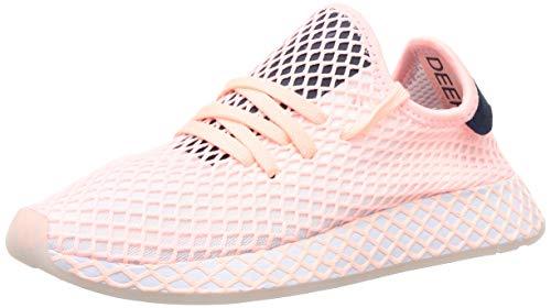 adidas Deerupt Runner W (SP), Zapatillas de Running para Mujer, Naranja (Clear Orange/FTWR White/Collegiate Navy Clear Orange/FTWR White/Collegiate Navy), 40 EU