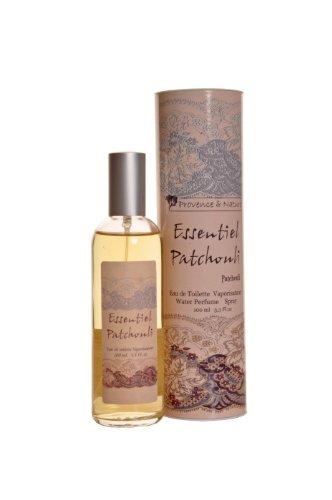 Provence et Nature : Eau de Toilette Patchouli 100 ml