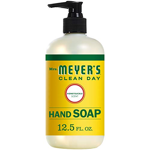Honeysuckle Luid Hand Soap