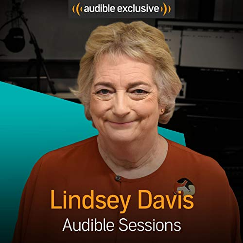 free audible sessions with lindsey davis exclusive interview