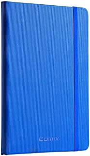Durable Notebook Fashion Classic Hardcover Office School Notebook Stationery Fine Bandage Planner Notebook For Office School Office (Color : Blue)