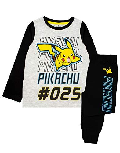 Pokemon Pikachu Character Jungen Kinder Pyjama Nachtwäsche