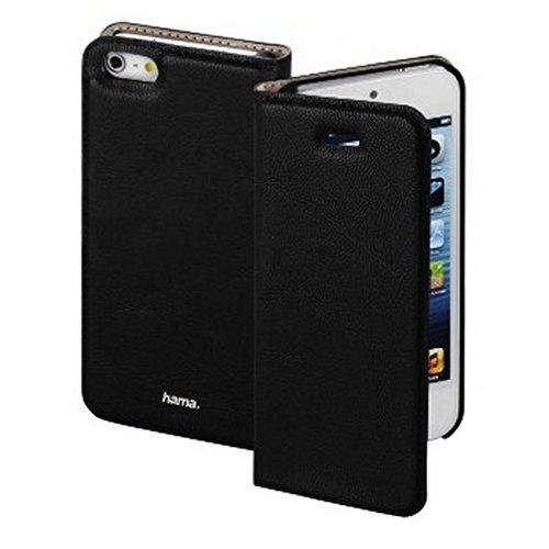 Hama Guardcase für Apple iPhone 5/5S/SE schwarz