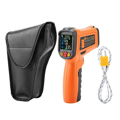 Termometro a infrarossi Termometro digitale a infrarossi HP-1500 ad alta precisione portatile senza contatto Termometro a infrarossi