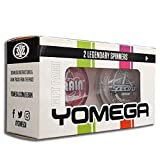 Yomega 2 Legendary Spinners The Original Yoyo with A Brain & Spectrum – Light up Fireball Transaxle YoYo with LED Lights for Kids, Beginner, Intermediate and Pro Level String Trick Play