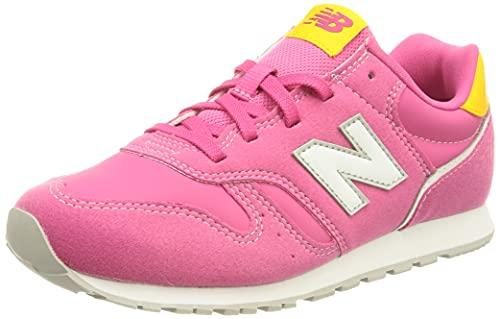 New Balance YC373V2, Zapatillas, Exuberant Pink, 33.5 EU