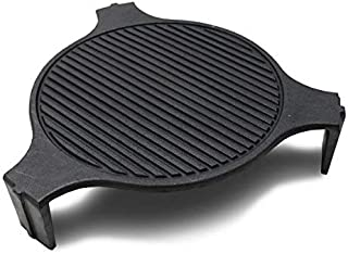 SmokeWare Cast Iron Plate Setter - Fits Large Big Green Egg