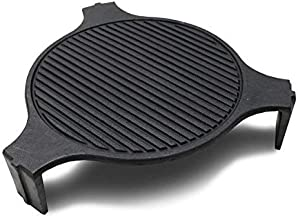 SmokeWare Cast Iron Plate Setter - Fits Extra Large Big Green Egg